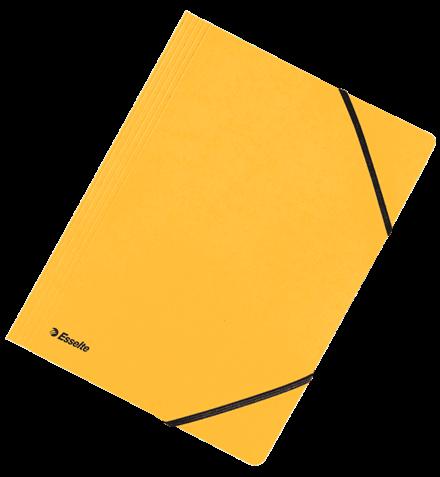 Esselte 626246/Folder 4/Rings 25/mm Peach